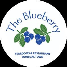 Blue Berry Tea Rooms Restaurant Logo