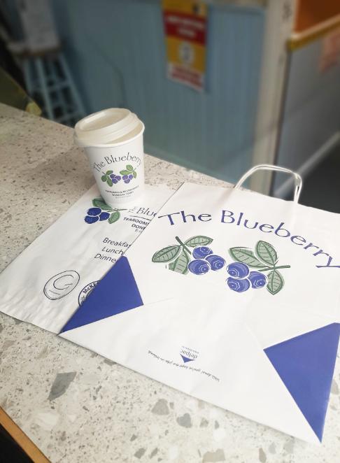 Blue Berry Tea Rooms Restaurant Food